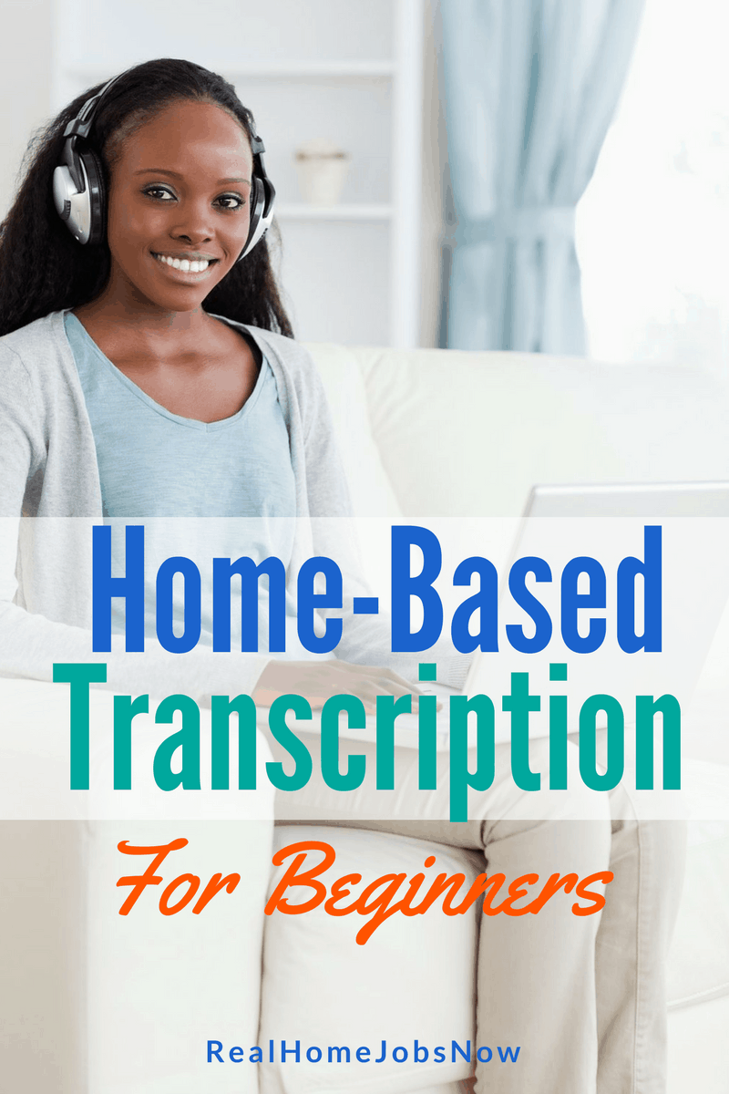 Medical transcription work at home opportunities