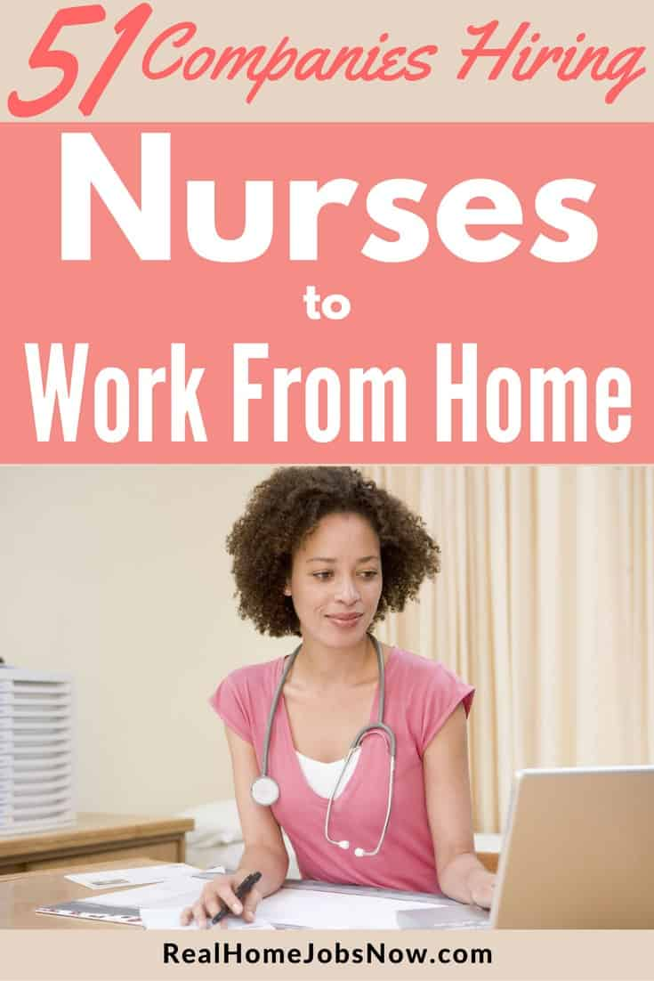 From Home Nursing Jobs Save