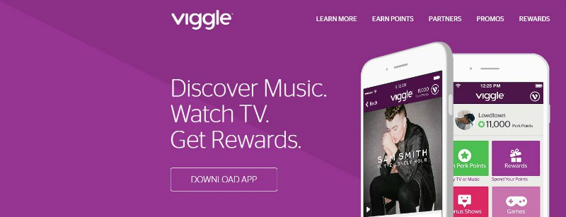Get paid to watch TV with Viggle