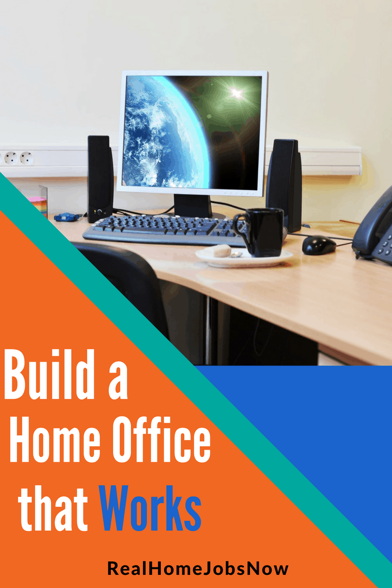 Work at home office requirements