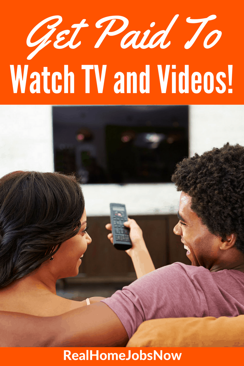 Get rewarded for activities you're doing anyway! Get paid to watch TV and videos, shop online, play games, and more!