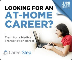 Work At Home Career Training with CareerStep