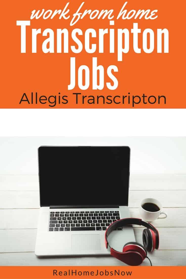Allegis Transcription is hiring beginner transcriptionists to work from home!