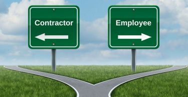 Work from home employee or contractor comparison
