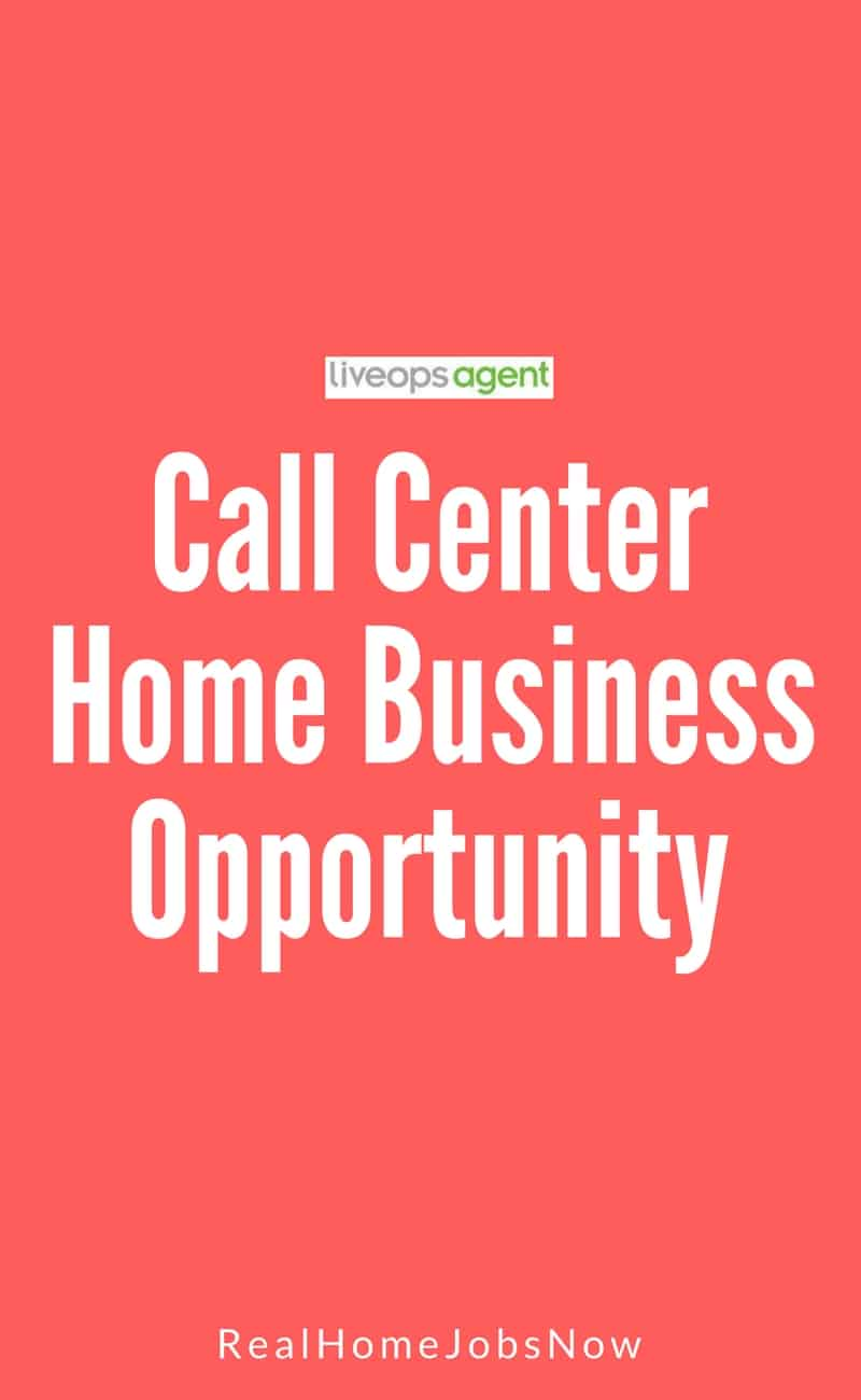 Becoming a LiveOps agent gives you the opportunity to work for yourself taking calls for some of the world's best known companies. Start your own call center business today!