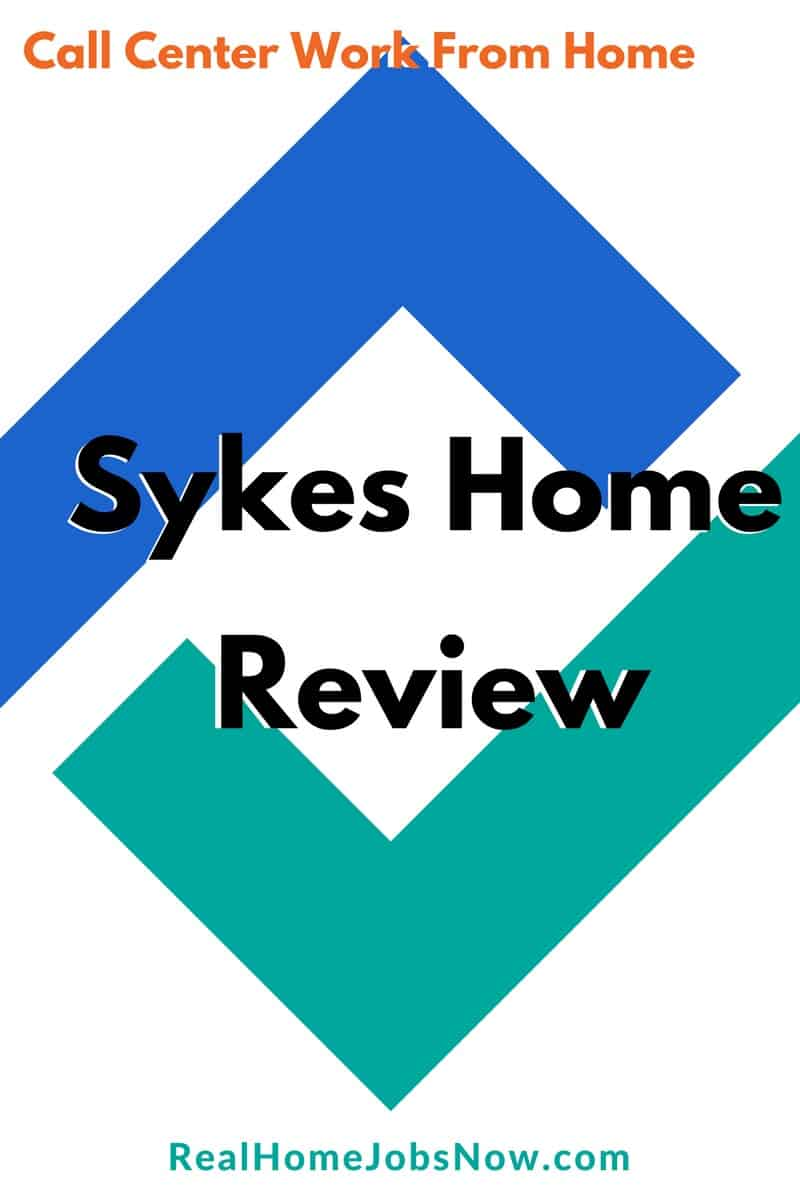 Sykes Home Review: Call Center Work From Home