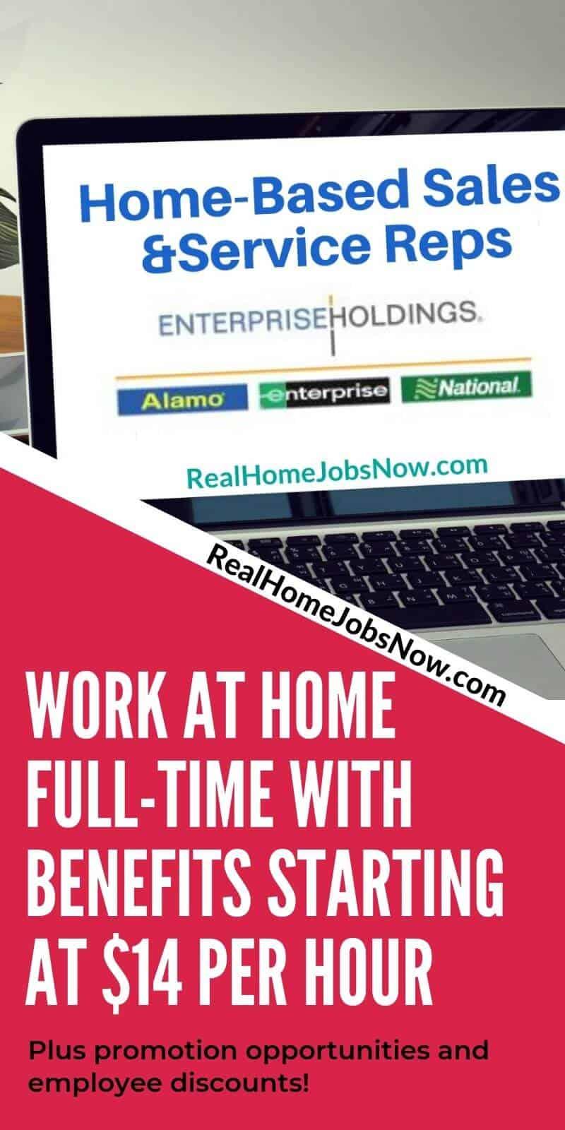 Enterprise Rent A Car Home Based Jobs